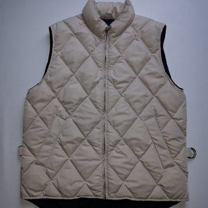 Attractive Eddie Bauer Quilted Vest Women's M